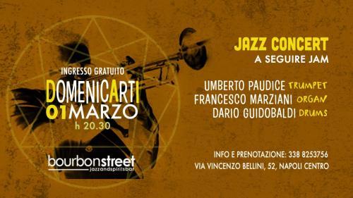 Nel cuore della città Live Jazz music Domenica in prima serata