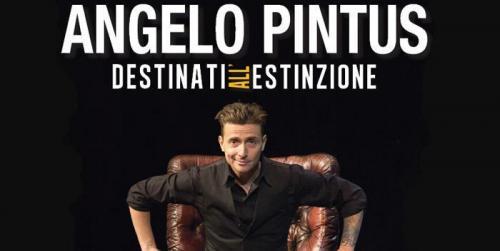 Angelo Pintus a Taranto con