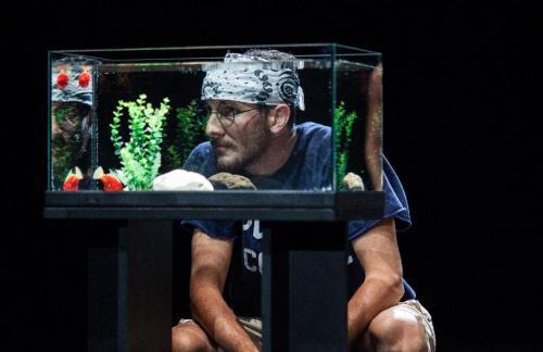 Overload un Ipertesto Teatrale Sull'ecologia Dell'attenzione