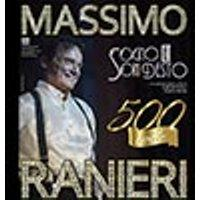 Massimo Ranieri in concerto ad Aprilia con Sogno e son desto