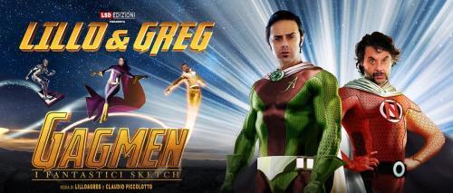 Lillo & Greg approdano a Biscegli con Gagmen