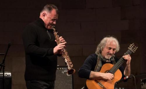 Pinturas Duo in concerto ad Ostuni