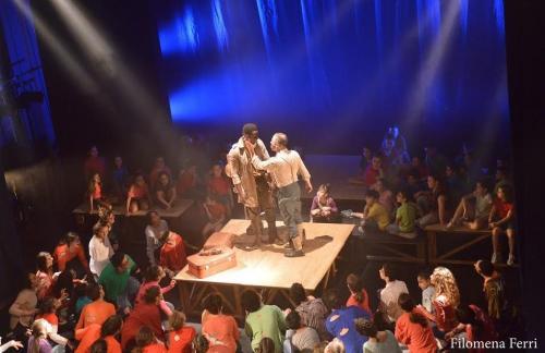 Uccelli, per tre giorni on stage a Torremaggiore