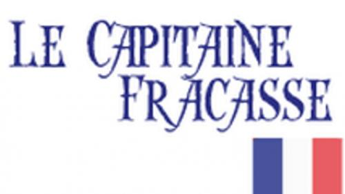 Le Capitaine Fracasse in Lingua Francese