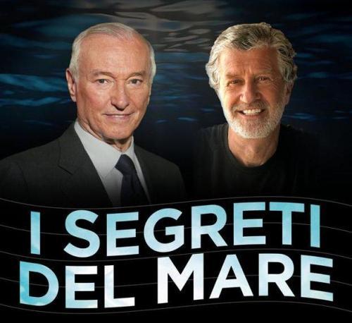 """Piero Angela, Alberto Luca Recchi """"I segreti del mare"""""""