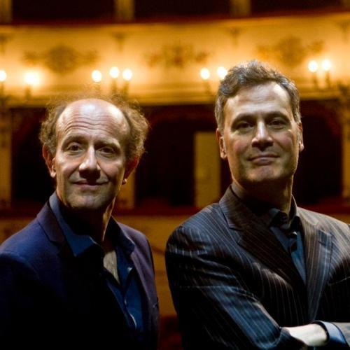 Nel Nostro Piccolo - Ale e Franz sul palco di Roma