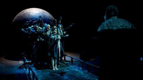 """""""La Cupa"""", il furore del teatro epico"""