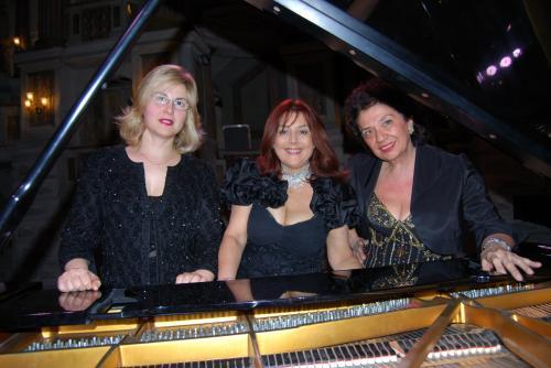Stagioni Agìmus - MELODRAMMA NIGHT Pianiste all'Opera
