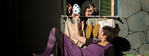 Susina, in scena per il Teatro in Famiglia
