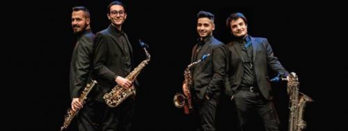 Arya Saxophone Quartet & Guest