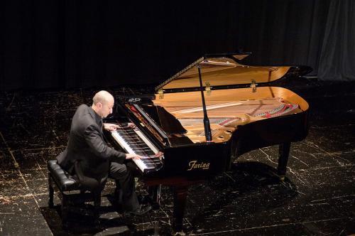 Filippo Balducci piano