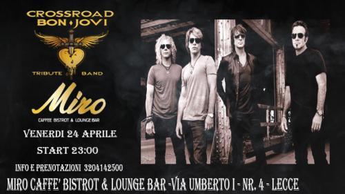 Crossroad Bon Jovi Tribute Live