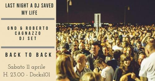 Back to back – GND & Roberto Cagnazzo Dj Set
