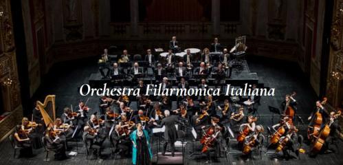 Orchestra Filarmonica Italiana - Premio Mauro Paolo Monopoli