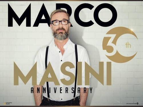 Marco Masini in tour a Lecce