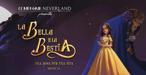 La Bella e La Bestia al Teatro Orione