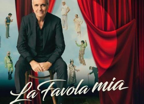 """Giorgio Panariello a Bari con """"La Favola Mia"""""""