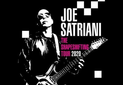 Joe Satriani in concerto a Roma