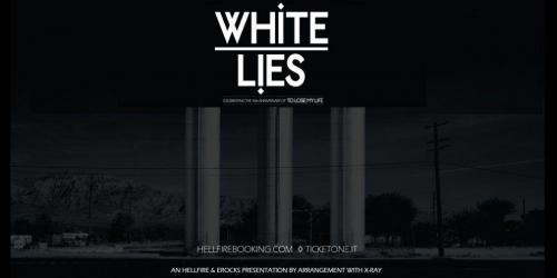 White Lies live a Roma