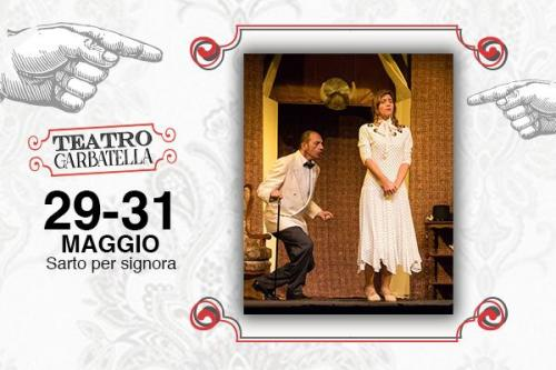 Sarto per Signora, on stage a Roma
