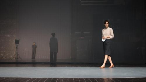 """""""Quasi Niente"""" sul palco del Teatro India"""
