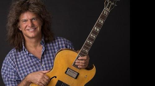 Pat Metheny e la sua chitarra live a Roma