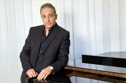 Paolo Manfredi piano