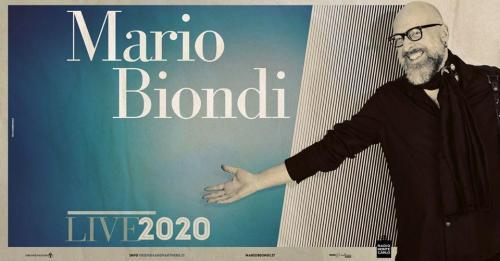 Mario Biondi torna live a Roma