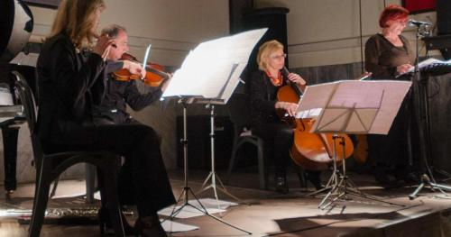 Umbria ensemble e Lucilla Galeazzi live