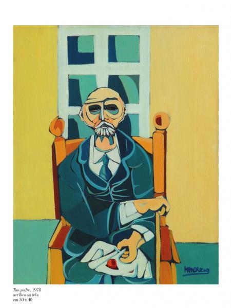 La galleria della Fondazione riapre al pubblico, mostra antologica di Matteo Manduzio