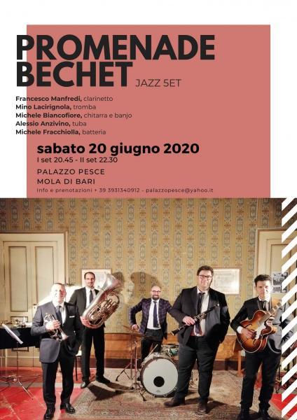 Promenade Bechet [Jazz 5et]