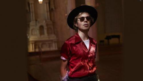Beck ritorna in Italia