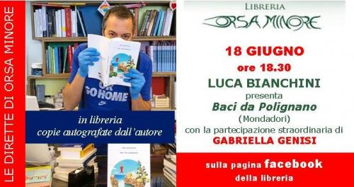 diretta Facebook con Luca Bianchini