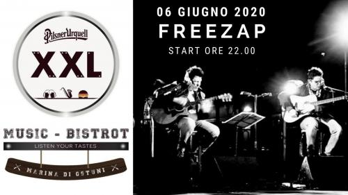 Freezap Rock Acustic Duo Live