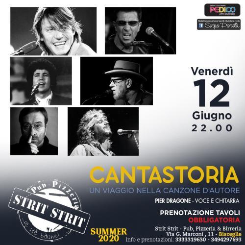 CantaStoria - La grande Canzone d'Autore live a Bisceglie