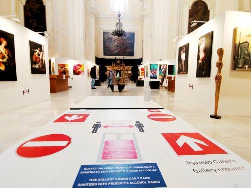 LIFE IN COLOR - La Mostra d'Arte della Contraccademia