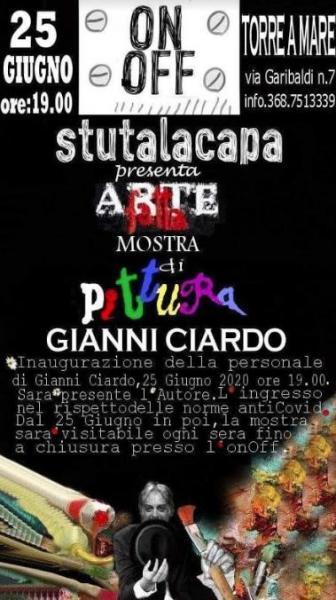 Mostra personale Gianni Ciardo