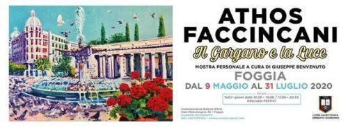 Le opere del Maestro Faccincani a Foggia