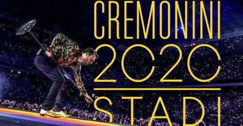 Cesare Cremonini live concert a Bari