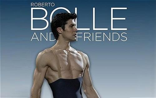 Roberto Bolle and Friends a Roma