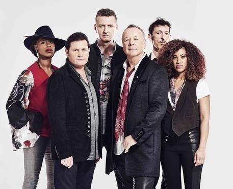 Simple Minds questa estate a Roma