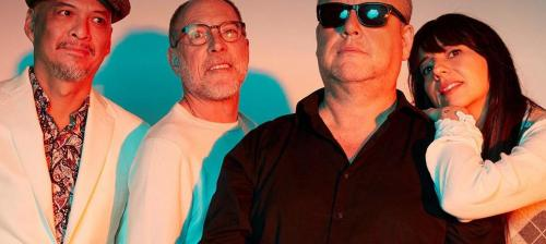 Pixies, la band di Boston torna in Italia