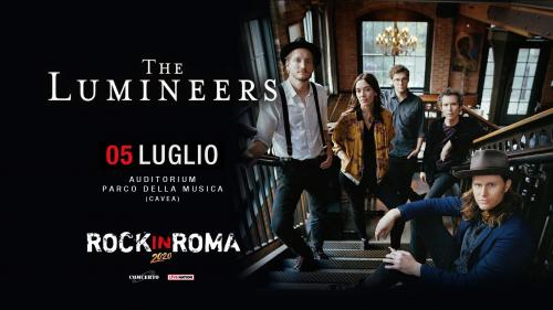 I The Lumineers in concerto a Roma