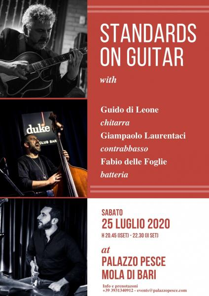 Standards on Guitar [Guido Di Leone Trio]