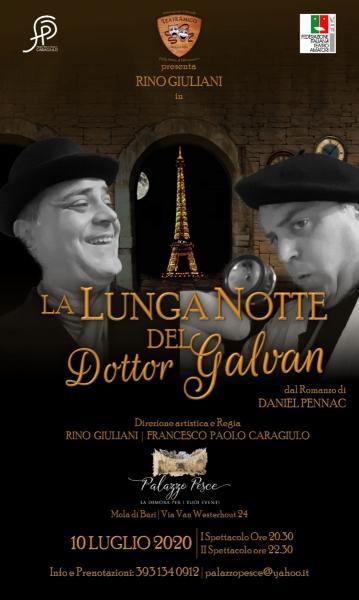 La Lunga Notte del Dottor Galvan [Compagnia TeatrAmico]