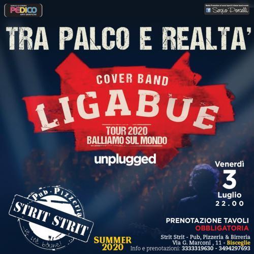 Tra Palco E Realta' Ligabue Cover Band a Bisceglie unplugged