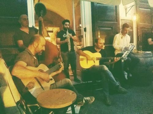 Jeangot Quartet - Gypsy Jazz e Swing Manouche
