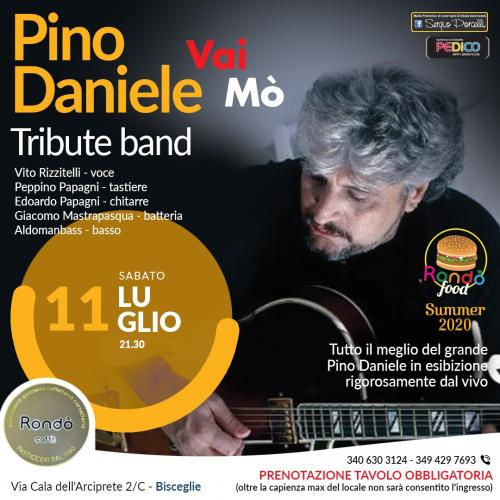 Vai Mò - Pino Daniele tribute a Bisceglie