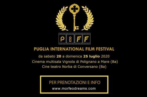 A Conversano il Puglia International Film Festival