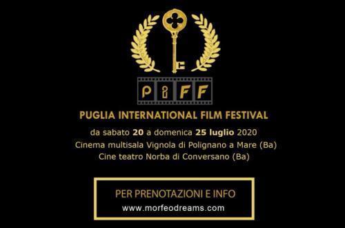A Conversano il Puglia International Film Festival